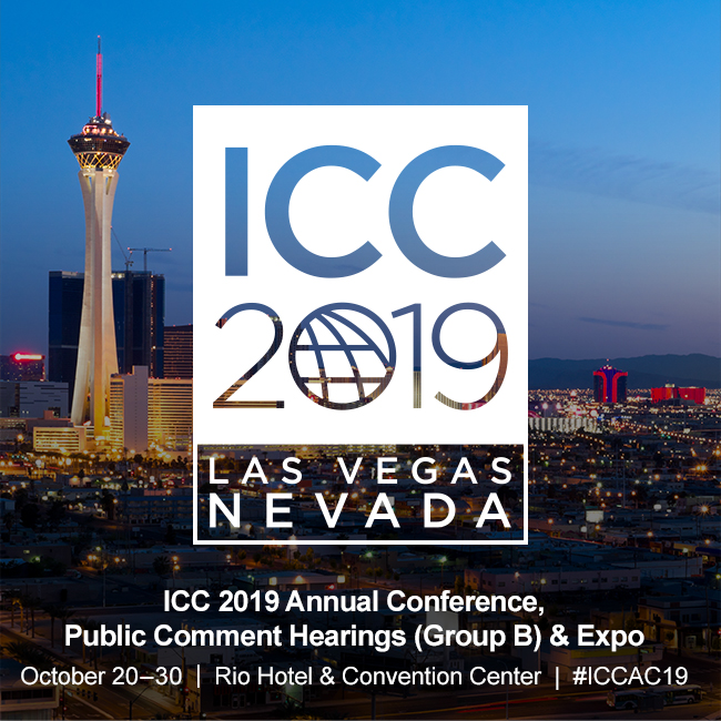 2019 ICC Annual Conference