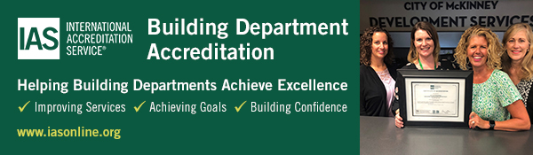 Building Department Accreditation
