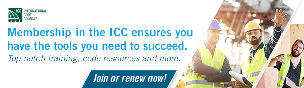 ICC Membership provides building career resources